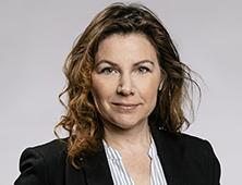 Porträtt Lisa Bandholts, vetenskaplig sekreterare.