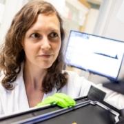 Christine Wegler, forskare vid Uppsala universitet