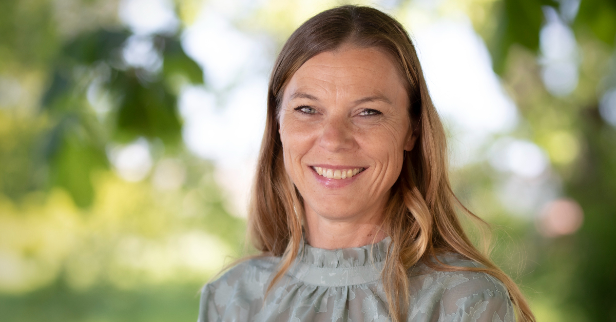 Bild på Christel Bergström